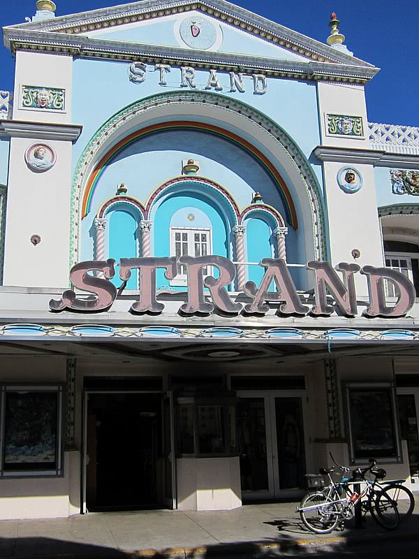 Key West Strand Theatre built 1924