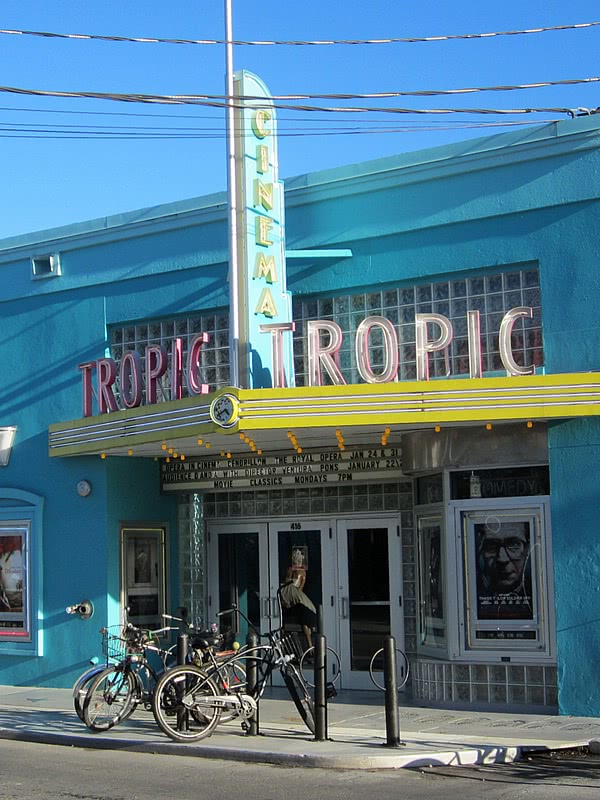 Key West Tropic Cinema built 2004