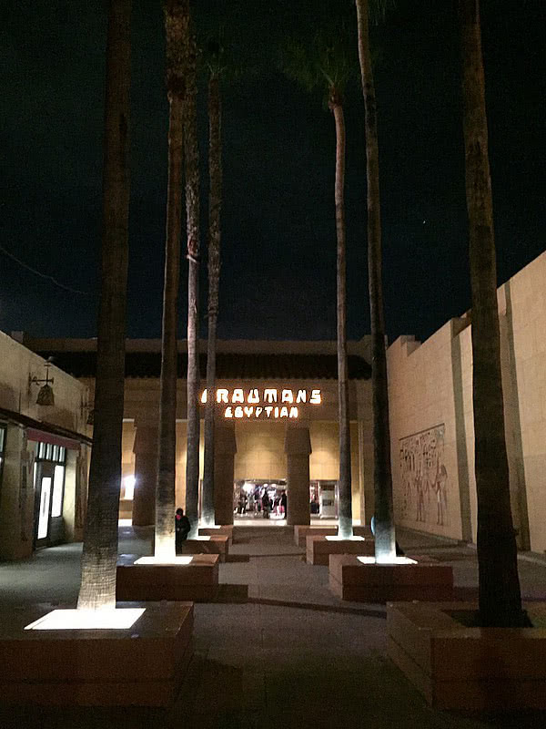 grauman's egyptiian theatre
