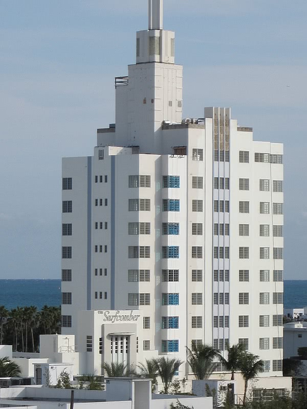 miami south beach art deco the surfcomber