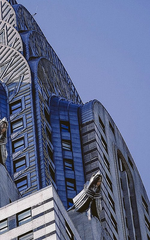 The Chrysler building New York photo 2