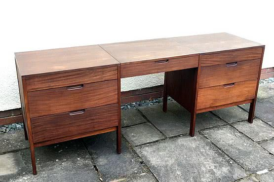 Richard Hornby c1960 for Heals and made by Fyne Ladye Furniture.