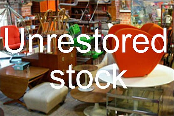 ☑️ 20th Century Decorative Arts |Unrestored stock page