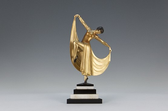 ☑️art deco spelter figurines for sale