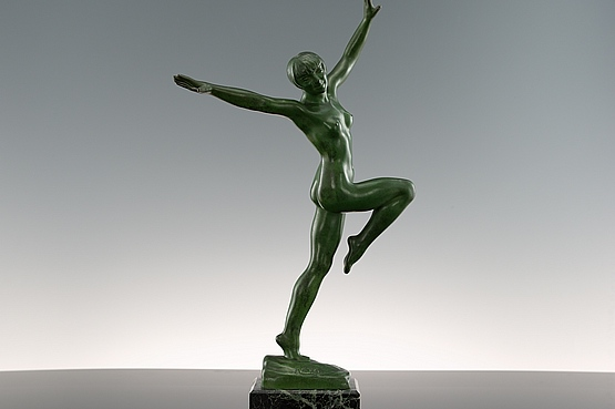 ☑️french art deco bronze sculptures for sale
