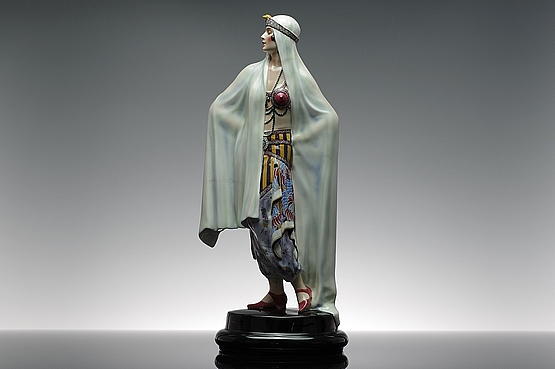 ☑️  Lorenzl goldscheider figurine for sale