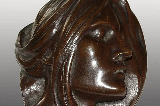 ☑️ 20th Century Decorative Arts |art nouveau bronze