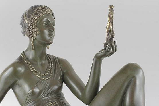 ☑️ 20th Century Decorative Arts |descomps comparison deco bronze