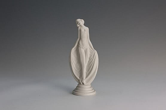 ☑️ 20th Century Decorative Arts |Lucille Sévin for Edmund Etling - An Art Deco figurine