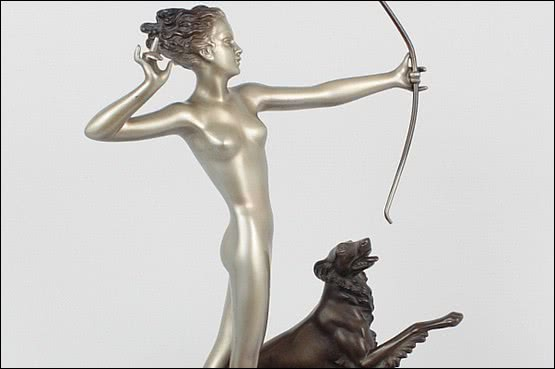 ☑️ 20th Century Decorative Arts |Lorenzl art deco bronze figure prices bronzefiguren