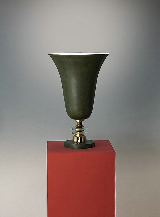 ☑️art deco bronze uplighter | 20th Century Decorative Arts