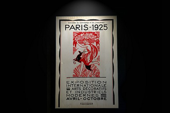 ☑️ 20th Century Decorative Arts |paris 1925 art deco poster