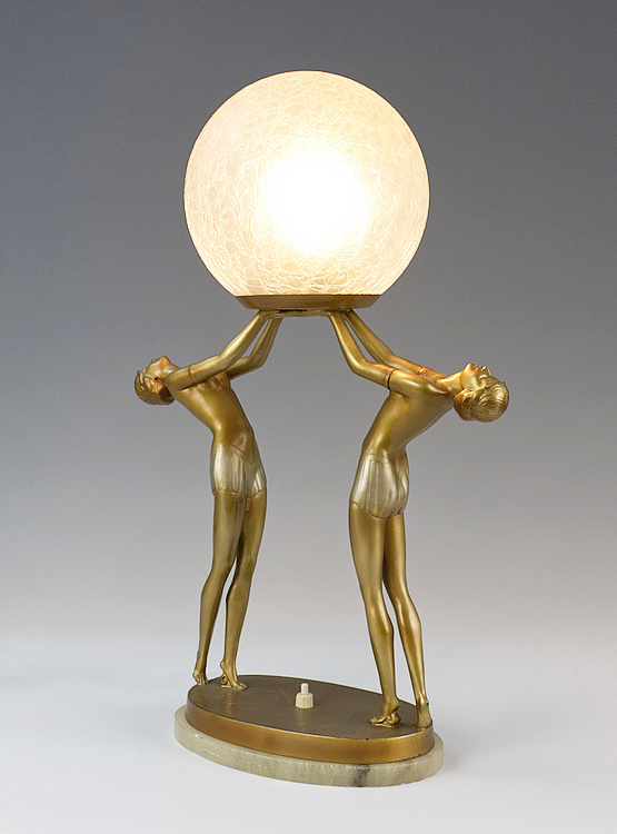 ☑️ hagenauer lamp | 20th Century Decorative Arts