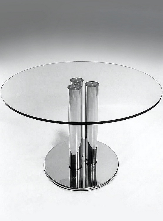 ☑️  zanotta marcuso table | 20th Century Decorative Arts