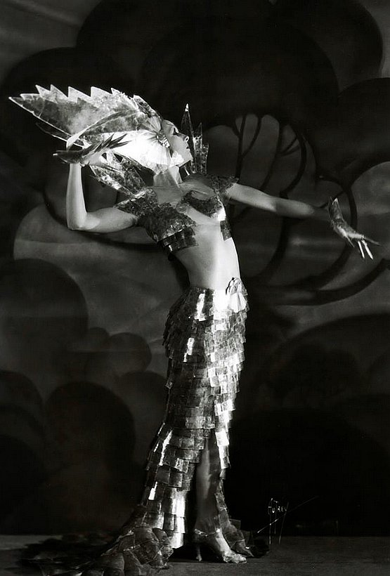 Joyzelle Joyner as Loo-Loo Queen of the Martians from the futuristic musical comedy Just Imagine 1930.